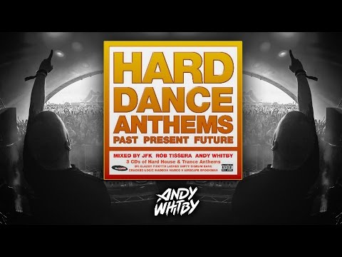 NUKLEUZ HARD DANCE ANTHEMS 2004 mixed by ANDY WHITBY