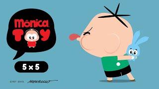 Mônica Toy  | Toy toy toy toy toy toy (T05E05)