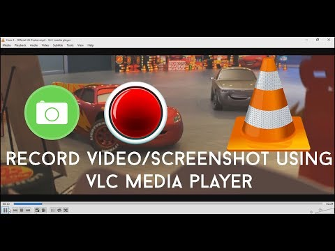 How to record and Capture clips in a Video using Vlc Media Player