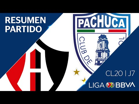 Atlas Pachuca Goals And Highlights