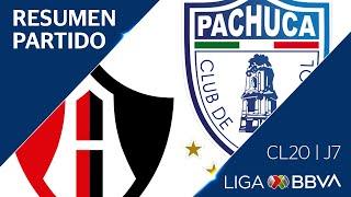Resumen y Goles | Atlas vs Pachuca | Jornada 7 - Clausura 2020 | Liga BBVA MX
