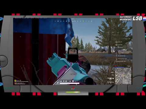 saturday-morning-lsb....-the-pubg-chronicles---episode-79---with-psvr-777....