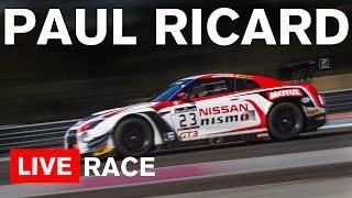 Blancpain Endurance 2016 - Paul Ricard 1000km - Full Main Race and ONBOARD  - LIVE thumbnail