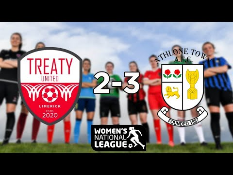 WNL Goals | Treaty United 2-3 Athlone Town