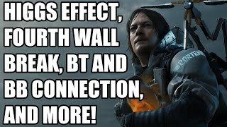Death Stranding Story Explanation: Higgs Effect, Fourth Wall Break, BT And BB Connection, And More!
