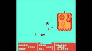 Fantasy Zone (NES-TENGEN) - Game Over