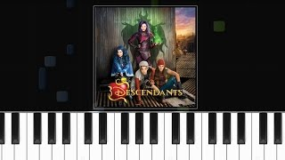 """Dove Cameron - """"If Only""""  (Descendants) Piano Tutorial - Chords - How To Play - Cover"""