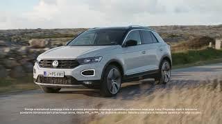 Novi Volkswagen T-Roc. Prirojena samozavest.