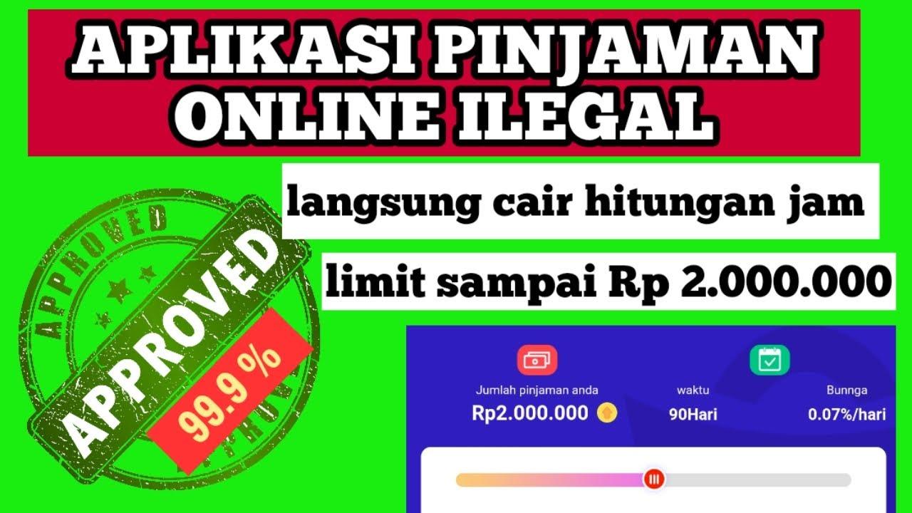 Pinjaman Online Langsung Cair Aplikasi Pinjaman Online Ilegal