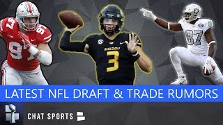 NFL Draft Rumors On Nick Bosa & QBs, Le'Veon Bell News, Robert Quinn Trade, Could Gronk Un-retire?