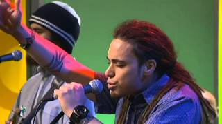 Ihi - Jah Guide Me (Live on Good Morning Show 2014)