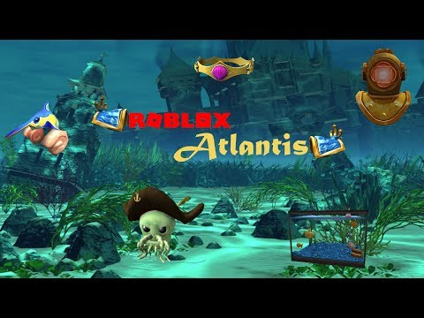 Roblox - Atlantis (Prizes)