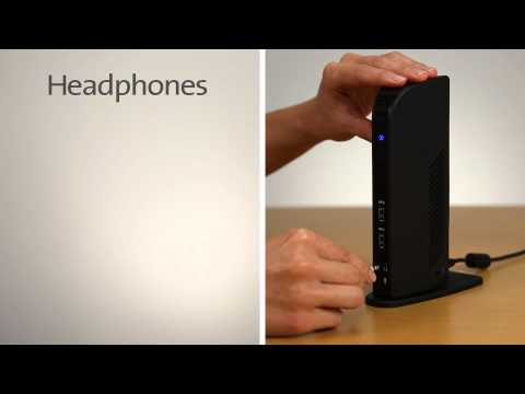 Kensington USB 3.0 Docking Station with DVI/HDMI/VGA Video