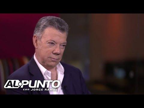 """""""América Latina no está en el radar de Trump"""": entrevista completa con el presidente Juan Manuel San"""