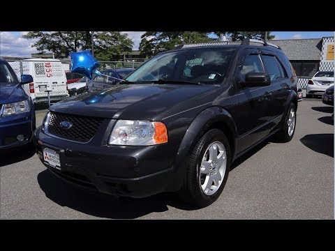 2007 Ford Freestyle Limited In-Depth Tour