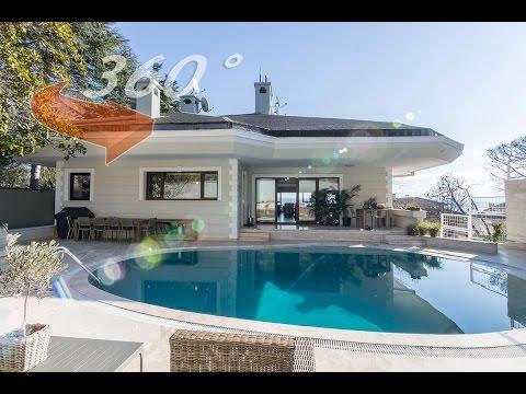 Emirgan da Boğaz Manzaralı, 1.200 m2 Muhteşem Villa