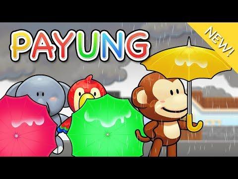 Lagu Anak Indonesia | Payung