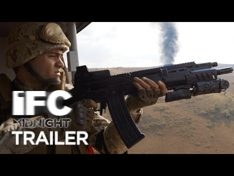 Alien Outpost - Official Trailer I HD I IFC Midnight