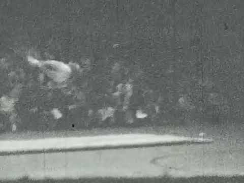 1960 Hal Holmes & Al Barasch Tumbling Exhibition at U. of Illinois