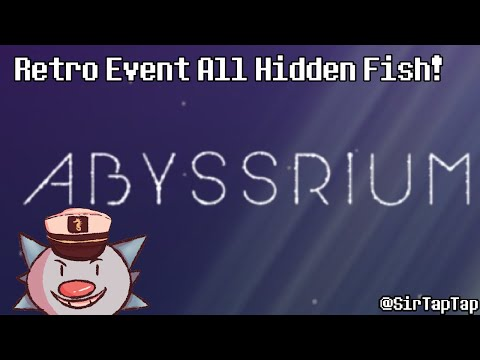 Retro Event All Hidden Fish Guide | Tap Tap Fish AbyssRium