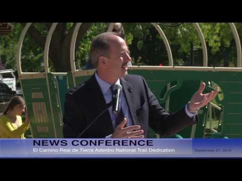 Mayor Richard J. Berry, City of Albuquerque  News Conference  9-27-16