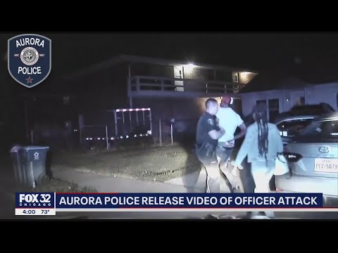 Aurora Illinois Cop  Beaten and Strangled During Traffic Stop
