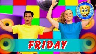 It's Friday ♫  Skoolbo Music