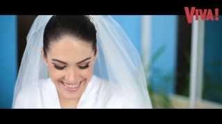 Маша Собко и Артем Онещак свадебное видео для Viva!