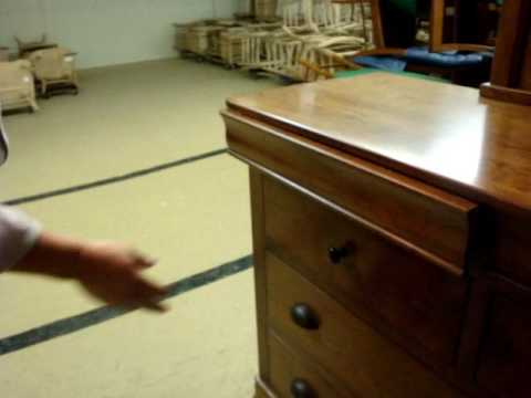 Amish Versailles Triple Dresser