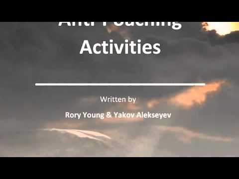 Anti-Poaching Tracking~~Rory Young
