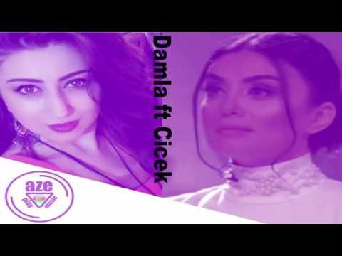 Super Duet Damla ft Cicek Seir Canli Ifa 2017 Yeni