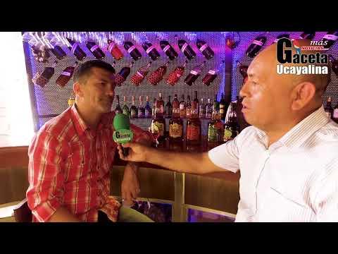 Video Entrevista a Mishkina Restaurante Amazonico