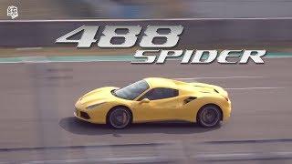 【統哥】最優年度性能引擎 Ferrari 488 GTB 賽道試駕