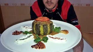 Green Zucchini Potted Kebab Recipe Squash Stuffed With Meat