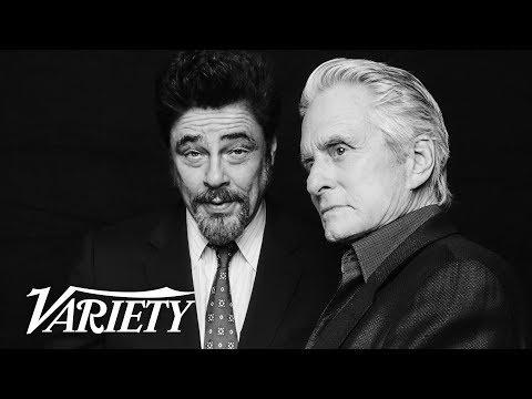 Benicio del Toro & Michael Douglas - Actors on Actors -  Conversation