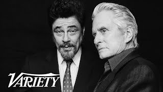 Benicio del Toro & Michael Douglas - Actors on Actors - Full Conversation