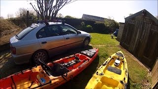 Питання Та Відповіді: Як Завантажити Свій Рибальський Каяк На Даху Автомобіля?