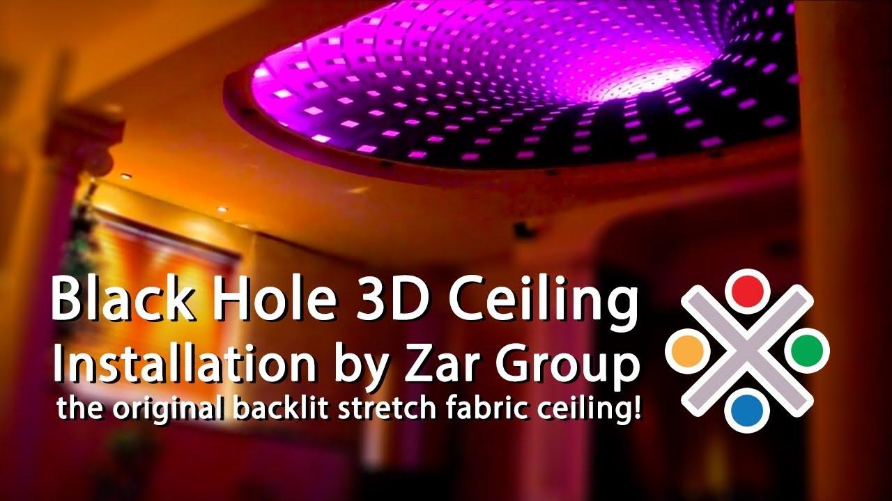 black hole ceiling by zar group m4v
