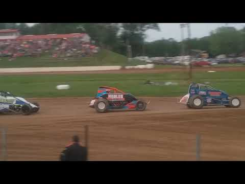 Sprint Car Heats Paragon Speedway 5/31/19