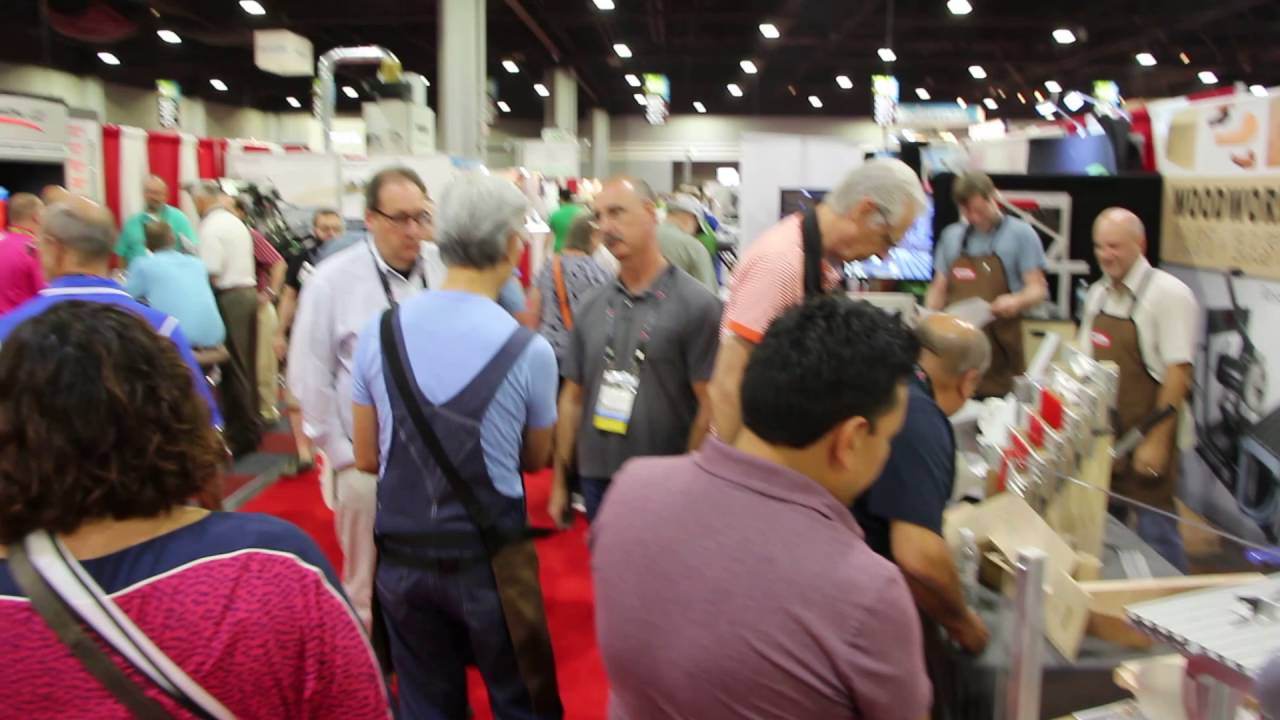 international woodworking show atlanta 2016