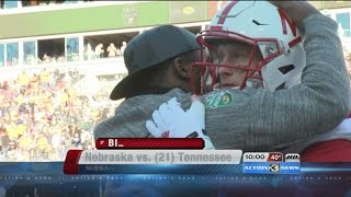 Nebraska Falls to Tennessee in the Music City Bowl