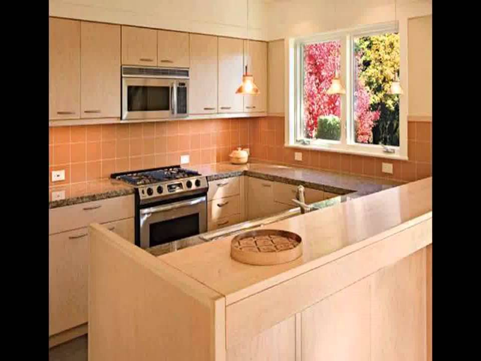 New Open Kitchen Design Video Interesting Small Open Kitchen Design