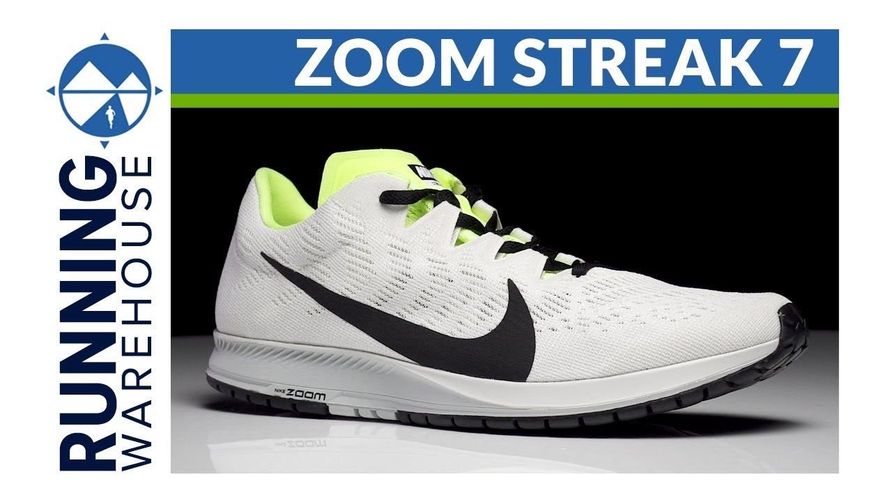 576fa0d2cb0 Nike Zoom Streak 7 First Look Review - YouTube