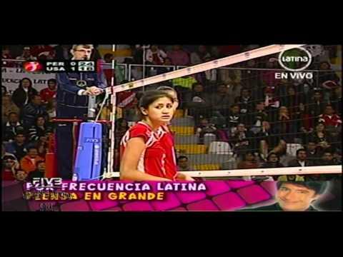Peru x USA 2,3set FIVB Women's Junior 2011