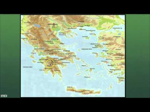Classical Greece - Geography & Early Cultures Part 1 (2015)