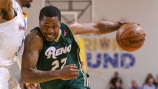 Dar Tucker ties the NBA D-League scoring record with 58 points!