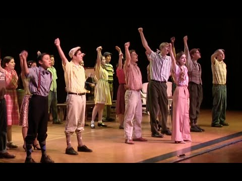 "A Preview of Canisius High School's musical ""Babes in Arms"""