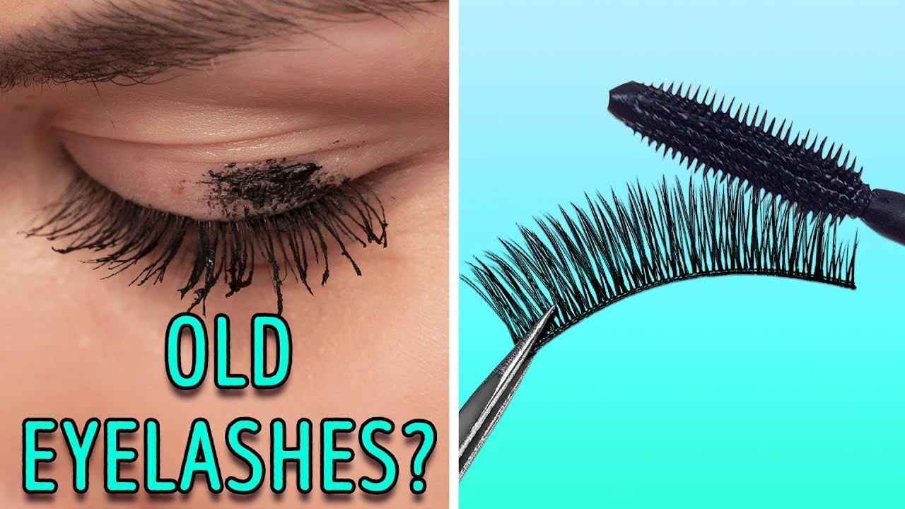 8687d74ee51 Easy Hack Shows How To Clean False Eyelashes With Micellar Water - Pretty52