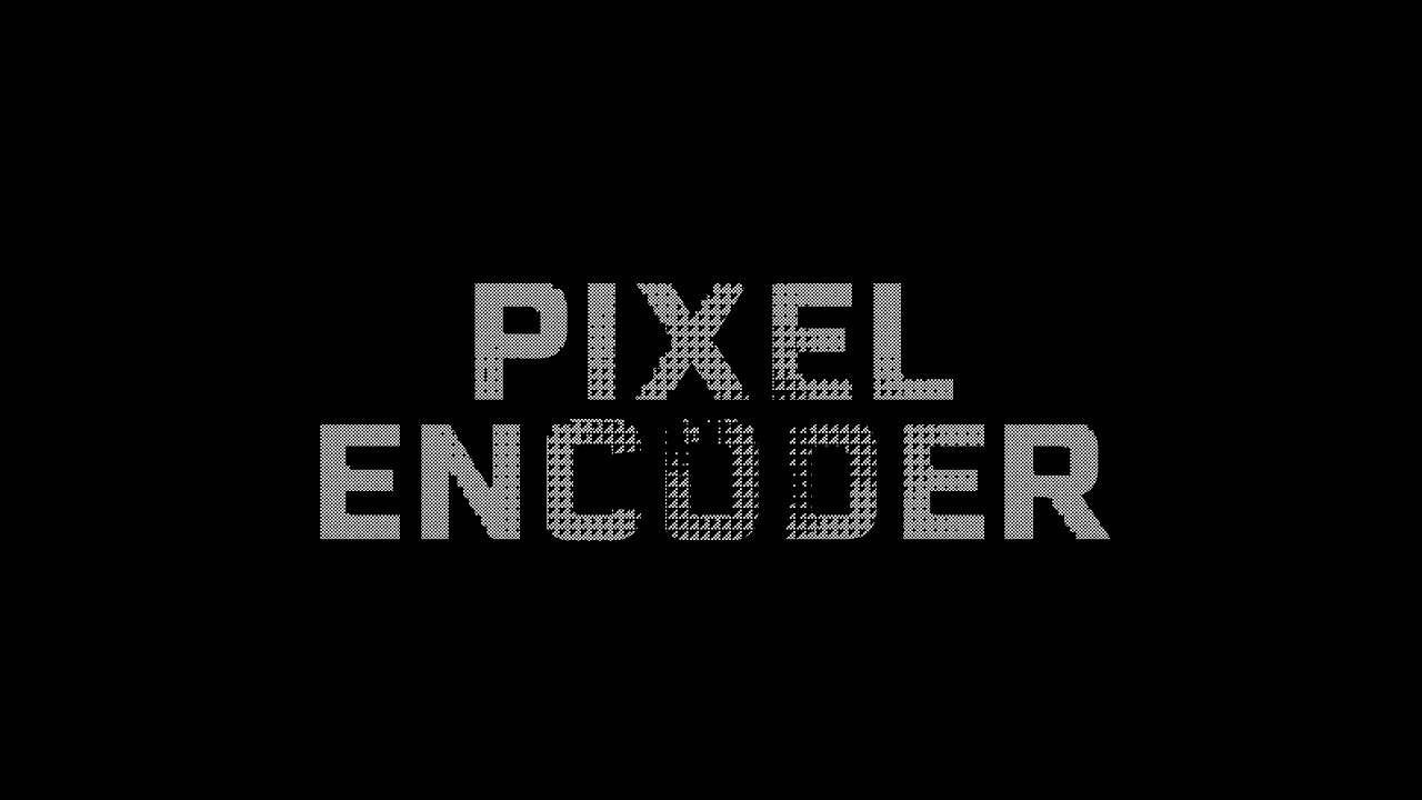 Aescript Pixel_Encoder For After Effect