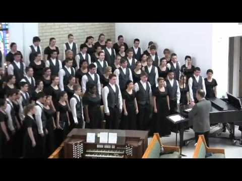 SRVHS Concert Choir - Bright Morning Star - Santa Monica Presbyterian Church - 2010
